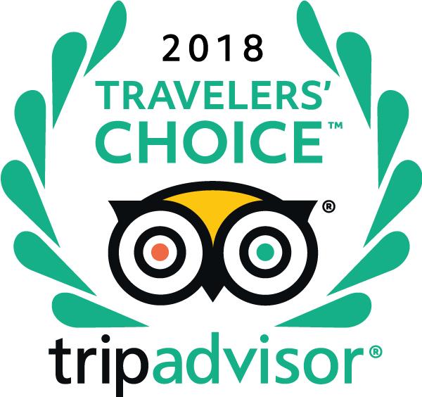 2018 Travelers' Choice Awards
