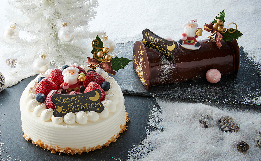 クリスマスケーキプラン